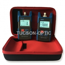 TC-800 Power Meter+Laser Source Kit